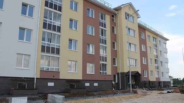 Дом от ЖК Новинки Smart City в Нижнем Новгороде