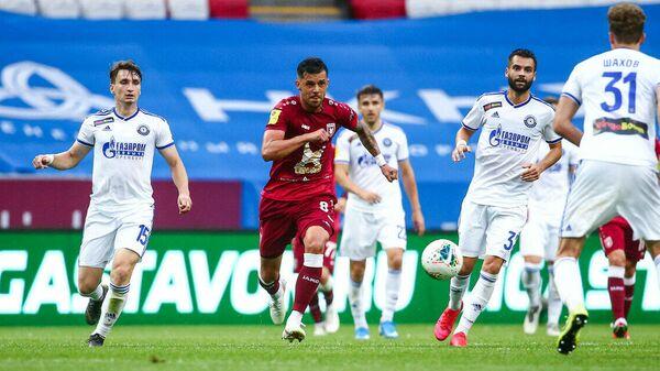 Оренбург - Рубин в матче 26-го тура чемпионата России