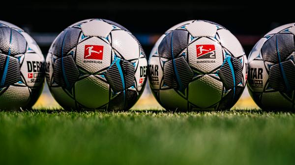 Официальные мячи чемпионата Германии по футболу