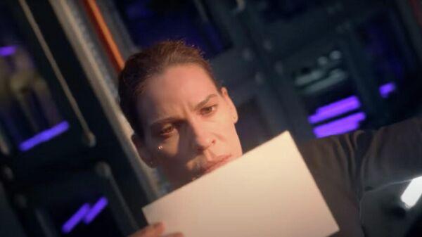 Кадр из сериала Прочь