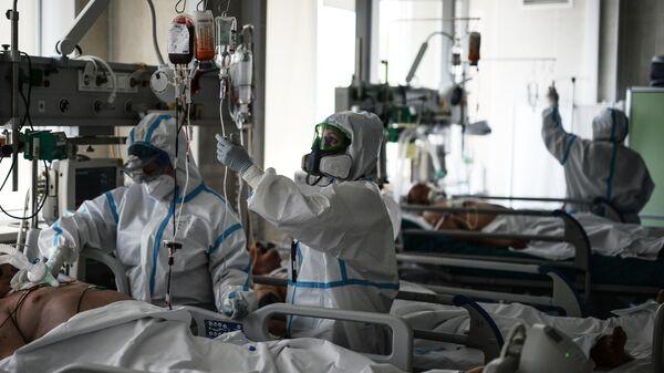 В России выявили 6234 новых случая коронавируса