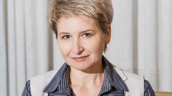 Президент топливной компании ТВЭЛ госкорпорации Росатом Наталья Никипелова