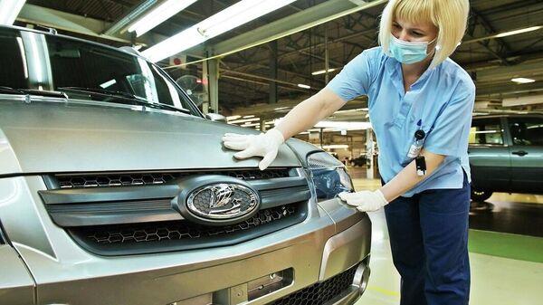 АвтоВАЗ начал производить на своем заводе в Тольятти внедорожники Niva под маркой Lada