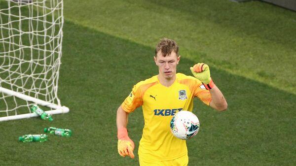 Матвей Сафонов