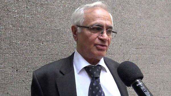 Экс-министр обороны Азербайджана Рагим Газиев