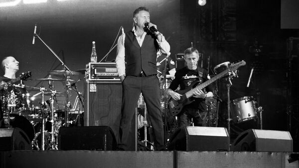 Концерт Леонида Агутина, Live&Drive в Лужниках