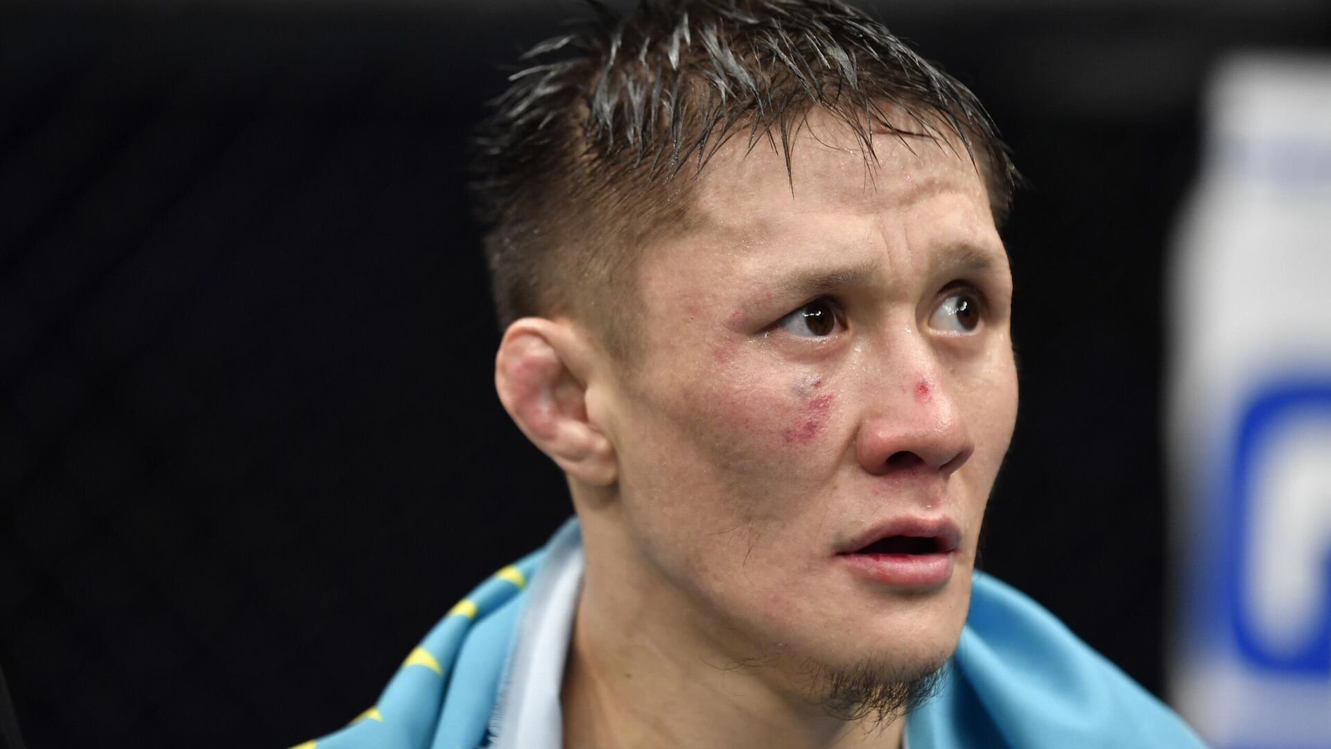 Казахстанский боец MMA Жалгас Жумагулов - РИА Новости, 1920, 24.01.2021