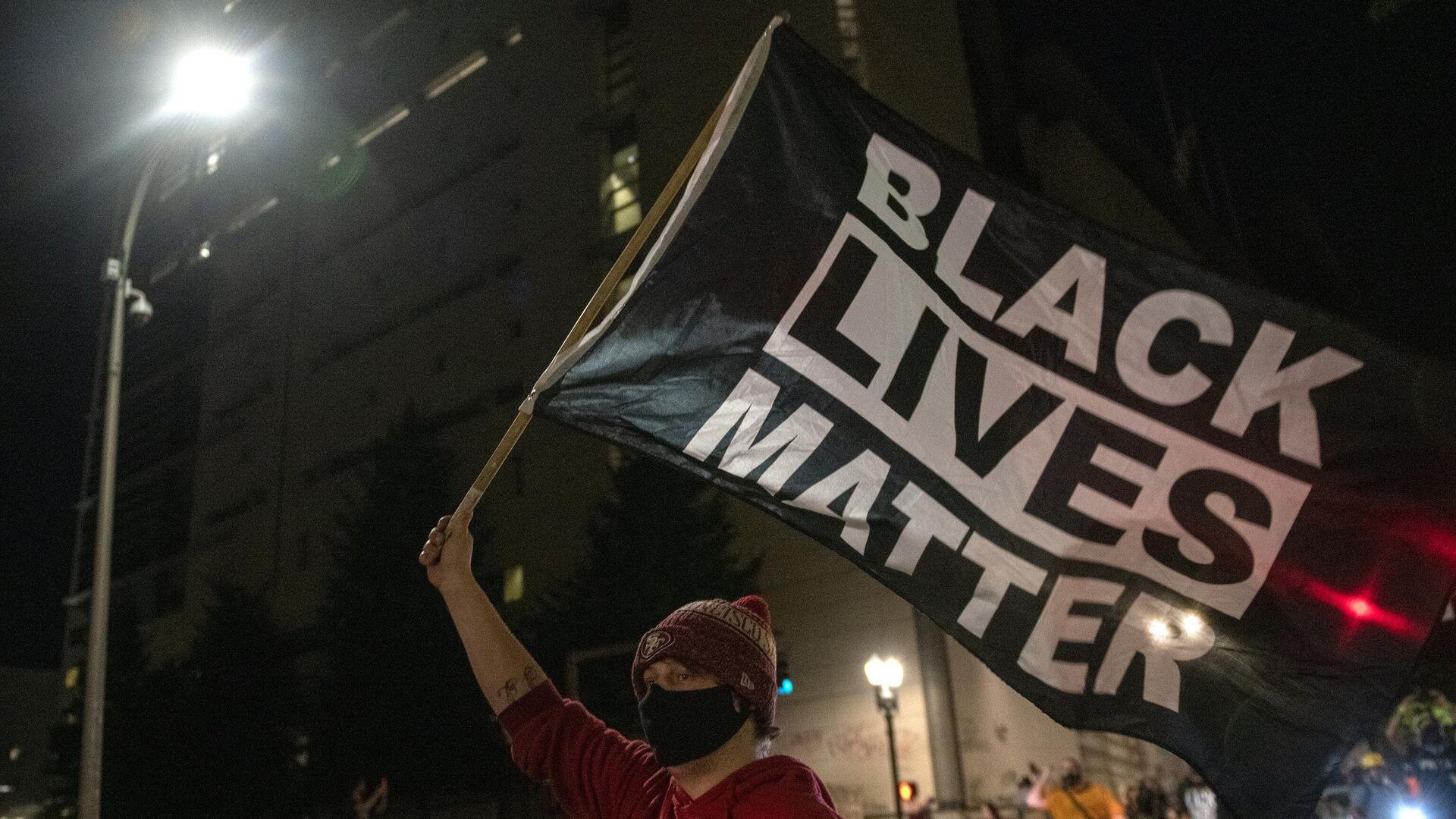 Black Lives Matter имеет мало общего с жизнью темнокожих, заявил Сигал -  РИА Новости, 20.10.2020