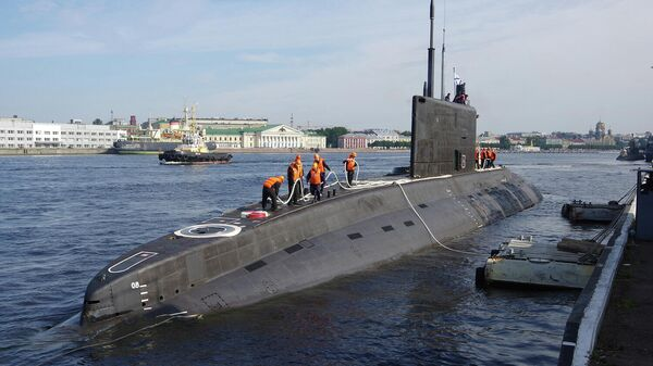 ВНЭУ для подлодок ВМФ России создадут в 2023 году