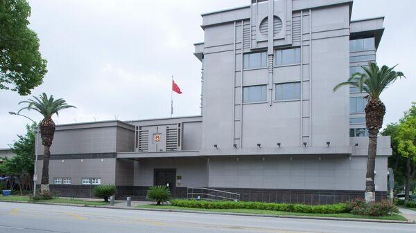 Генеральное консульство Китая в Хьюстоне