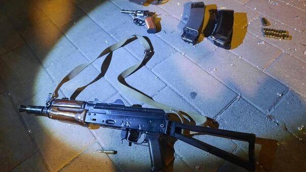 Оружие террориста, захватившего автобус с заложниками в Луцке