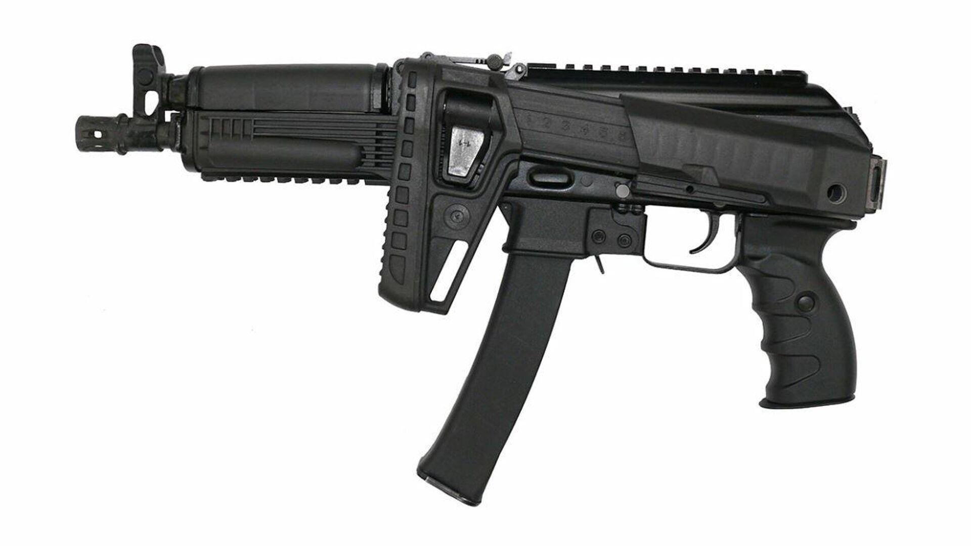 Пистолет-пулемет Калашникова ППК-20 - РИА Новости, 1920, 22.08.2021