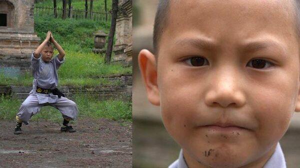 Девятилетний мастер кунг-фу: практики боевых искусств в монастыре Шаолинь