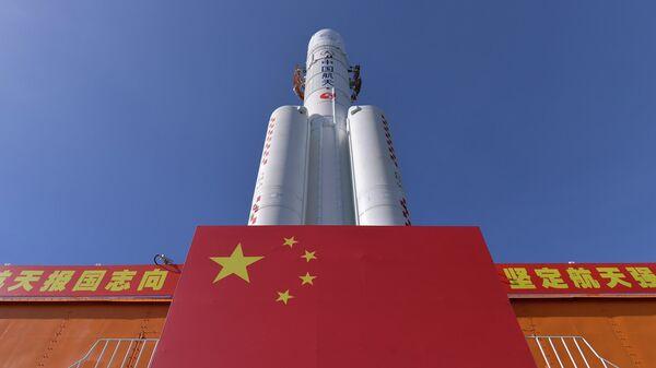 В НАСА поздравили Китай с успешным запуском зонда по исследованию Марса