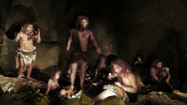 Ученые выяснили, что неандертальцы сильнее чувствовали боль