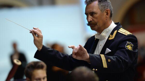 Алексей Карабанов: День ВМФ - это грандиозный праздник