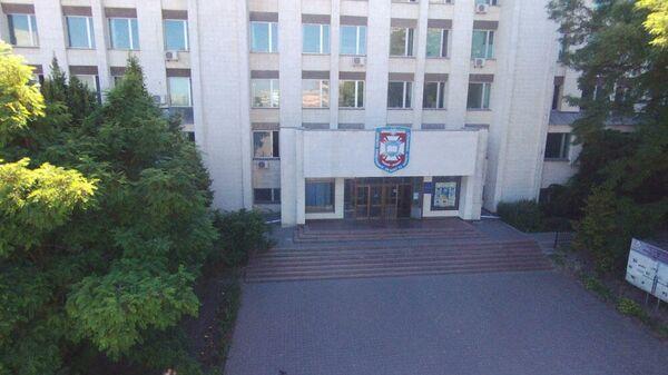 Институт специальной связи и защиты информации им. Игоря Сикорского в Киеве