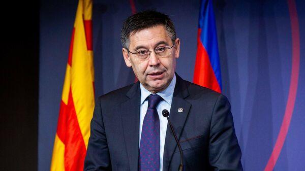 """Президент """"Барселоны"""": некоторые решения мы уже приняли"""