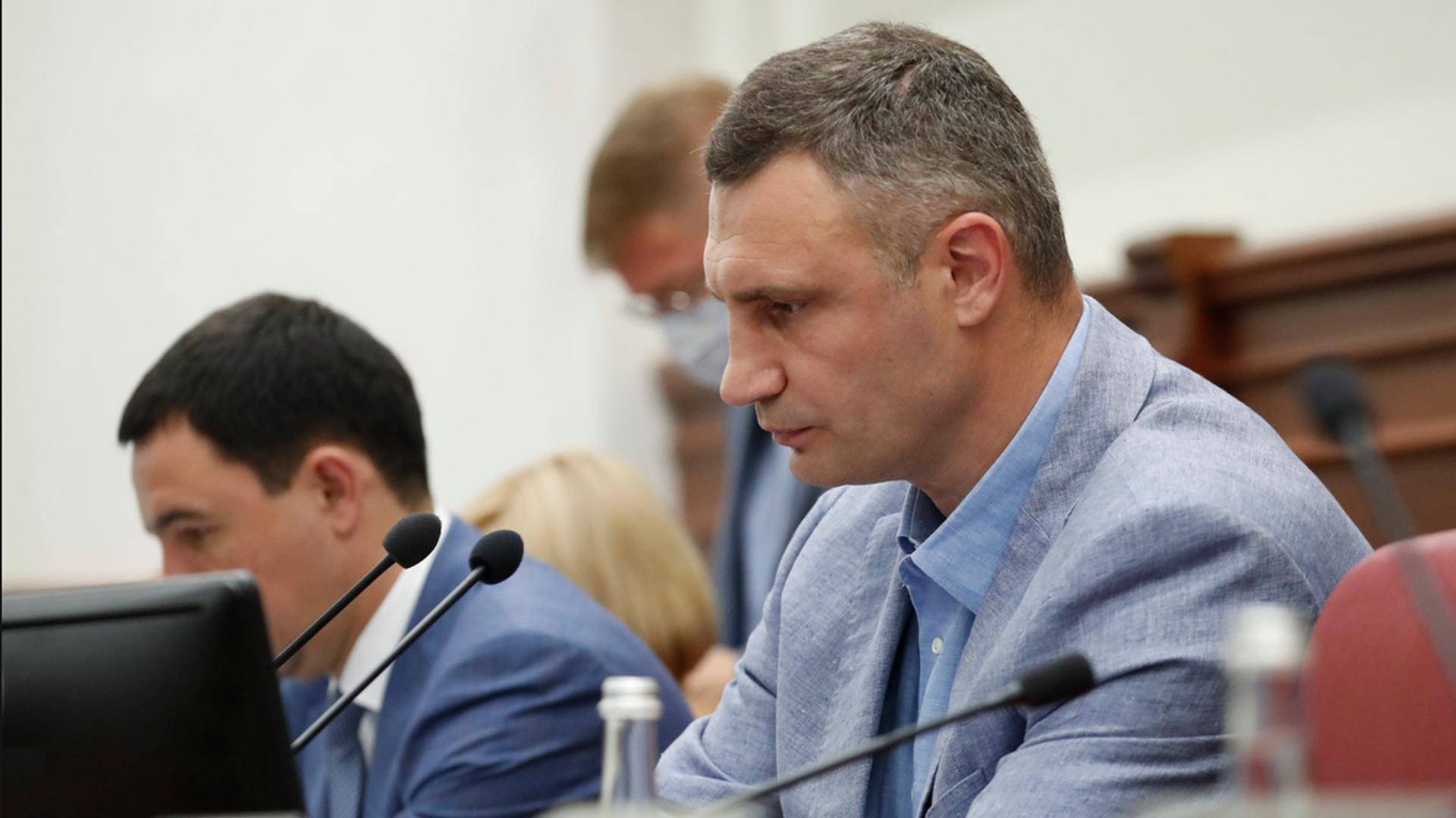 Кличко сообщил о нападении на мэра Броваров