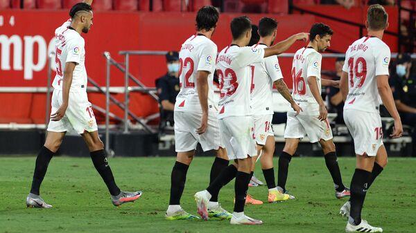 Игроки ФК Севилья