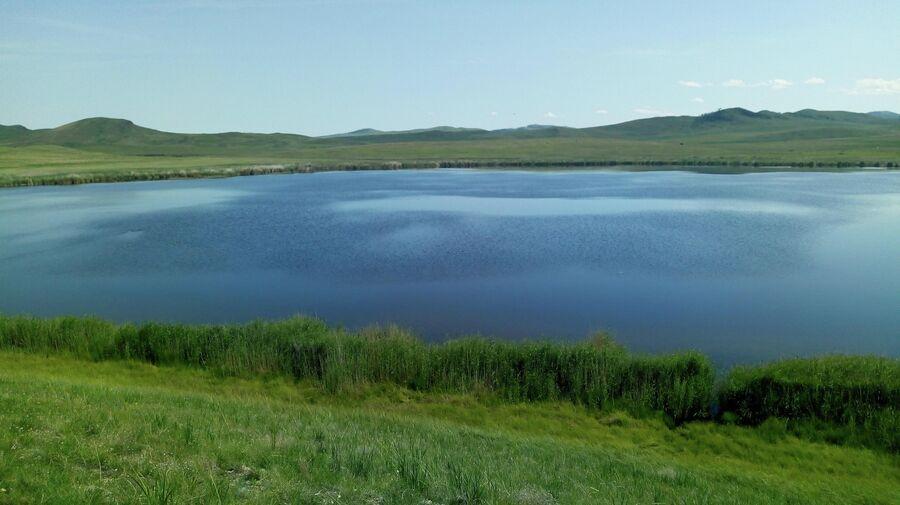 Озеро возле озера Иткуль