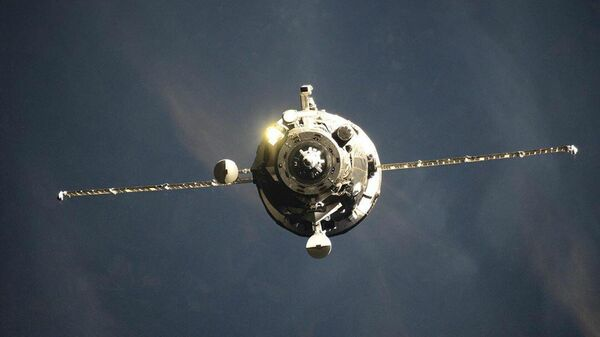 Грузовой корабль Прогресс МС-15
