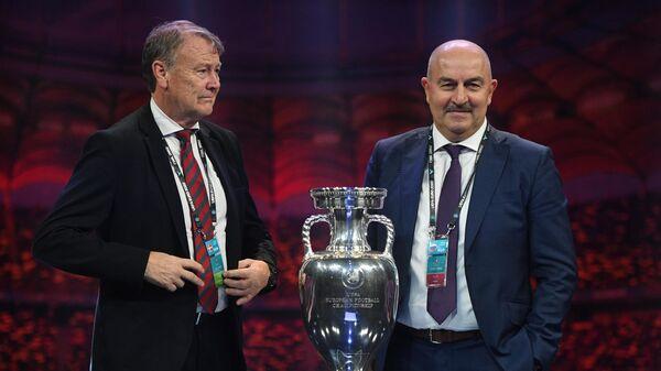 Все тренеры в истории финальных стадий ЕВРО