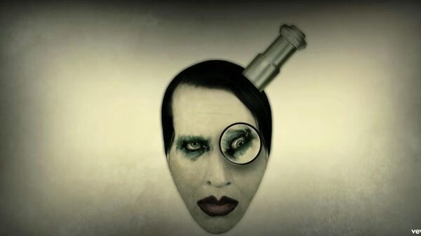 Кадр видео Marilyn Manson - WE ARE CHAOS