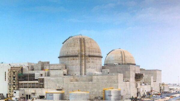 АЭС Барака в ОАЭ