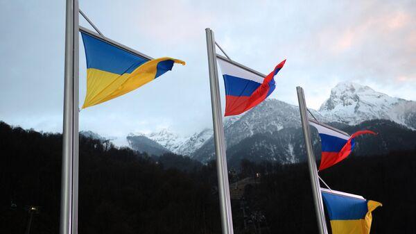 Торговля между Россией и Украиной в I полугодии сократилась почти вдвое