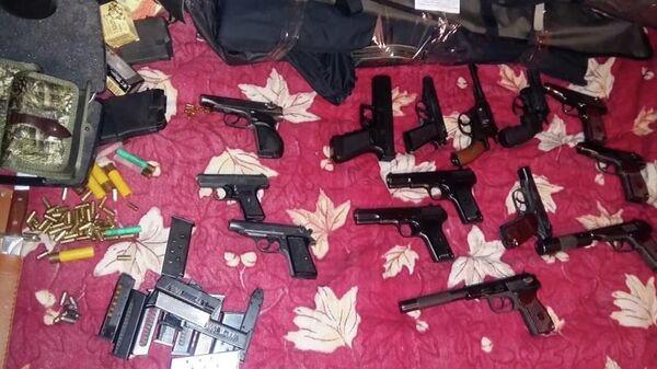 ФСБ РФ пресекла деятельность преступной группы, причастной к незаконному обороту оружия