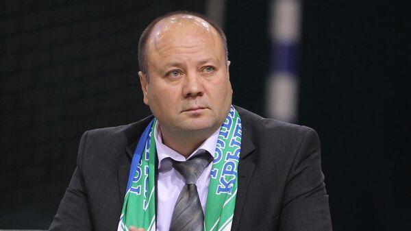Генеральный директор ФК Крылья Советов Виталий Шашков