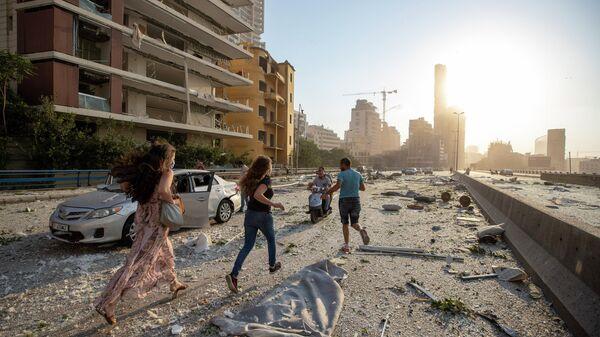 Число погибших при взрыве в Бейруте может достичь ста человек ...