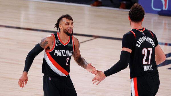 Баскетболисты Портленда