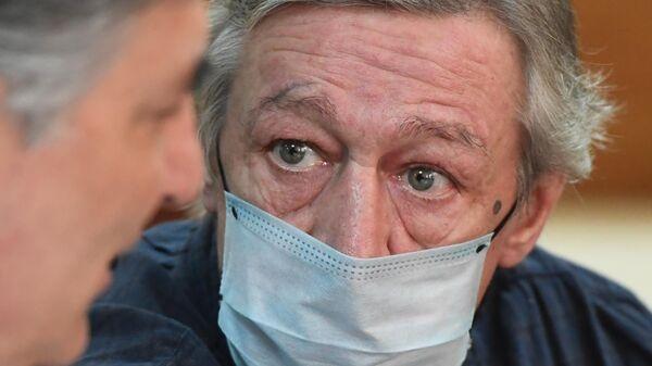 Найдено неожиданное объяснение наркотикам в крови Ефремова