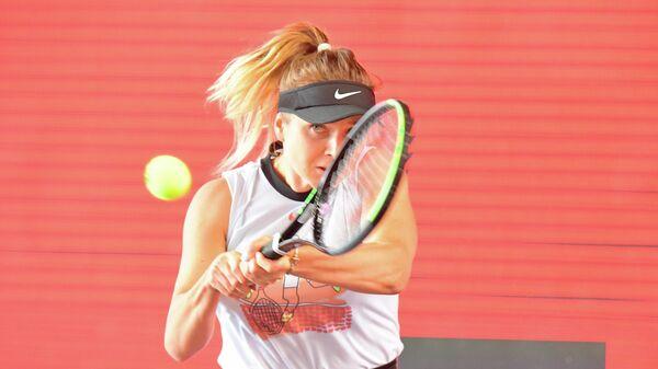 Свитолина снялась с Открытого чемпионата США