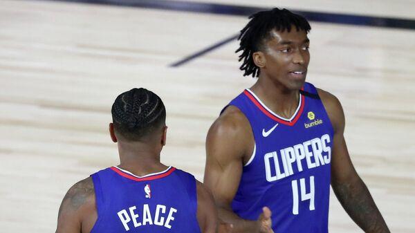 Баскетболисты Лос-Анджелес Клипперс