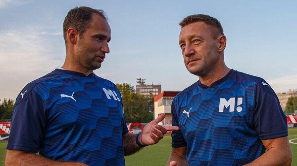 Роман Широков и Андрей Тихонов