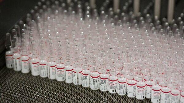 Регистрация в Минздраве России первой в мире вакцины от COVID-19