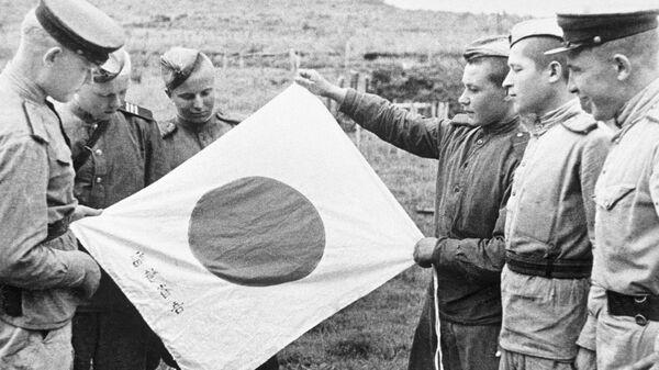 Анатолий Кошкин: забывать о победе над Японией недопустимо