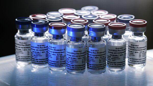 В России зарегистрирована вакцина против новой коронавирусной инфекции