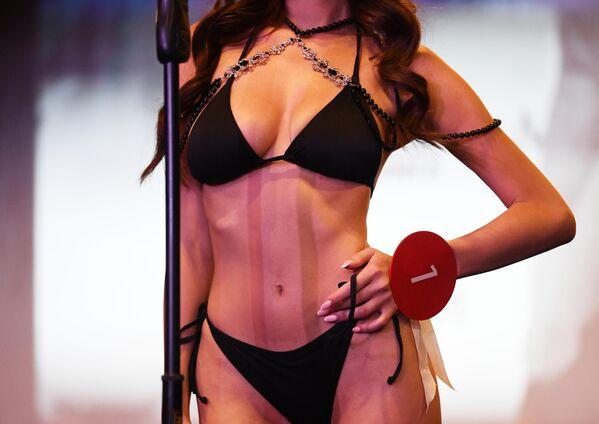 Финалистка конкурса красоты и сексуальности Miss MAXIM 2020