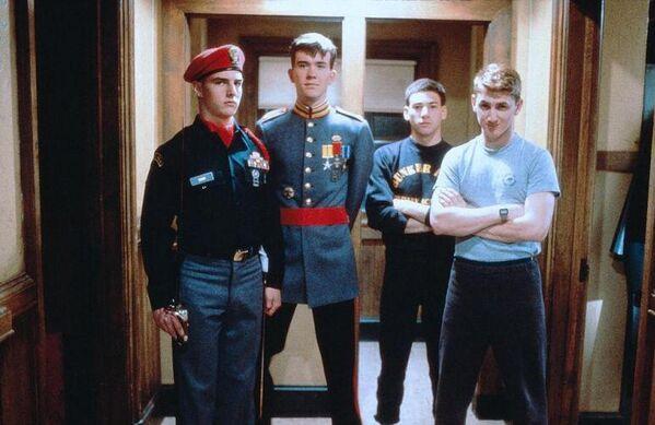 Кадр из фильма Отбой