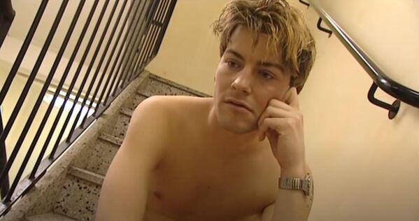 Кадр из фильма Снова голый