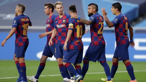 Игроки ФК Барселона