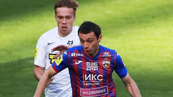 Дзагоев вынужденно покинул поле во втором матче подряд