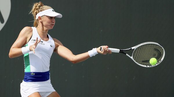 Джил Тайхман стала финалисткой теннисного турнира в Лексингтоне