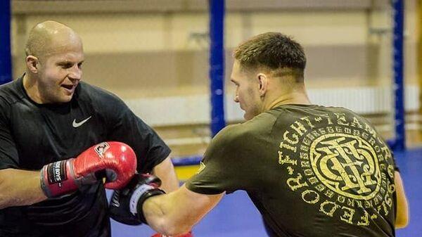 Отомстить за Федора: станет ли ученик Емельяненко чемпионом Bellator?