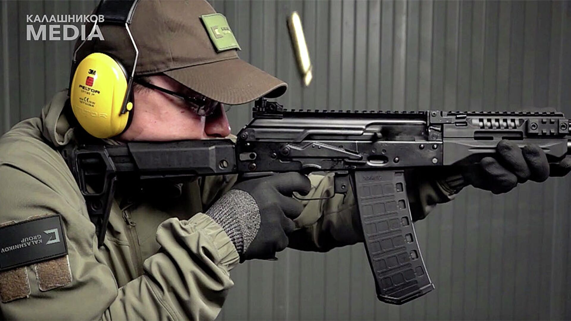 """""""Калашников"""" рассчитывает на интерес Ближнего Востока к АК-19"""