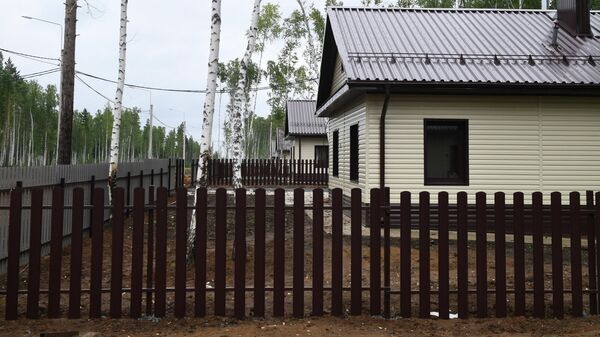Строительство индивидуальных жилых домов в микрорайоне Березовая роща в городе Тулун Иркутской области